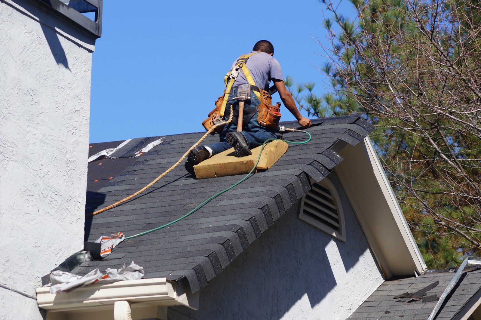 Roof Control Services