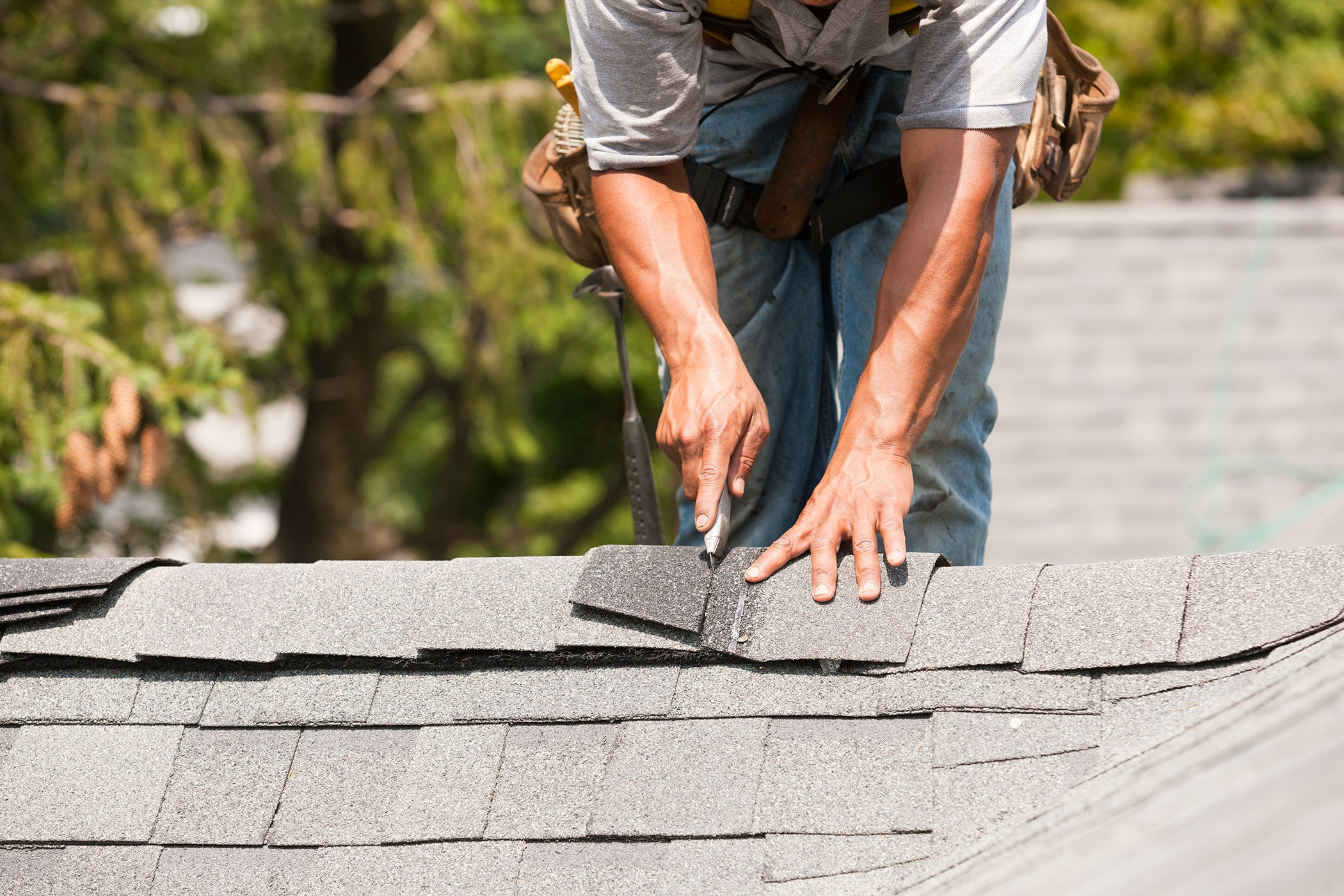 White Roofing Services