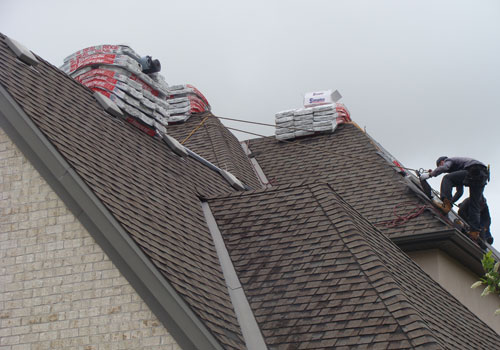 Residential Re Roofing