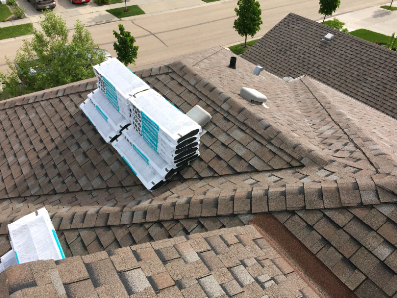 Roof Shingle Repair Near Me