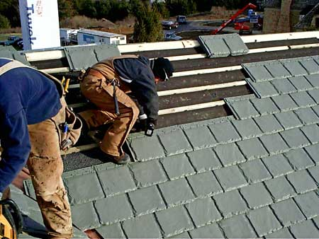 Tile Roof Repair Near Me