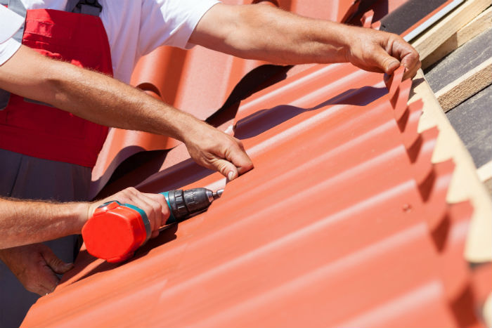 Types Of Metal Roofing Residential Pearland, TX 77581