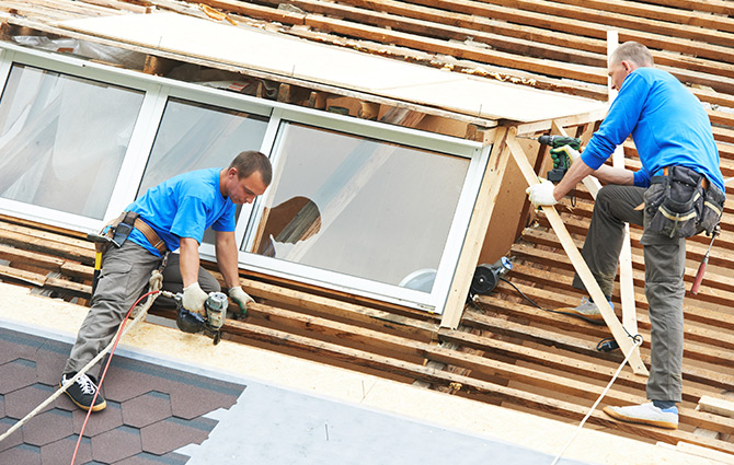 Home Roof Repairs Phoenix, AZ 85018